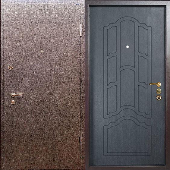 двери входные порошковое мдф